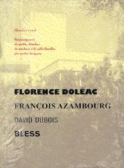 Florence doleac, francois azambourg, david dubois, bless. chambres a part. reame - Couverture - Format classique
