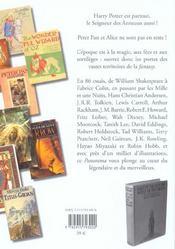 Panorama Illustre De La Fantasy Et Du Merveilleux - 4ème de couverture - Format classique