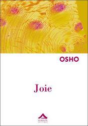 Joie - Couverture - Format classique