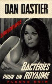 Bactéries pour un royaume - Couverture - Format classique
