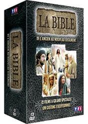 La Bible - Coffret - L'Ancien Testament + Le Nouveau Testament + L'Apocalypse - Couverture - Format classique