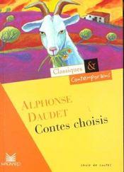 Contes choisis - Intérieur - Format classique