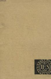 ORDINATION SACERDOTALE DE BERNARD LAGAILLARDE, S. J., PAR Mgr. MAZIERS, ARCHEVEQUE DE BORDEAUX - Couverture - Format classique
