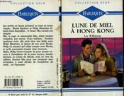 Lune de miel à Hong Kong - Couverture - Format classique