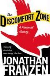 The Discomfort Zone - Couverture - Format classique
