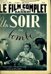 Le Film Complet Du Samedi N° 1894 - 16e Annee - Un Soir De Bombe - Couverture - Format classique