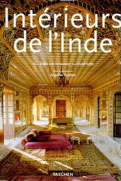 Ju-india interlors - Couverture - Format classique