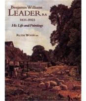 B. w. leader ra 1831-1923 - Couverture - Format classique