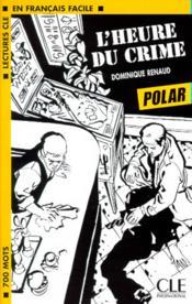 L'heure du crime - Couverture - Format classique