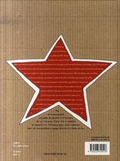 Le mur ; mon enfance derrière le rideau de fer - 4ème de couverture - Format classique