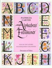Alphabets Enlumines - Intérieur - Format classique