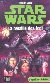 Star wars t.13 ; la croisade noire du jedi fou t.2 ; la bataille des jedi - Intérieur - Format classique
