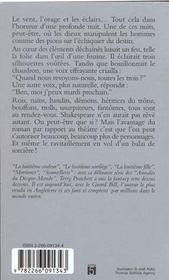 Les annales du Disque-monde T.6 ; trois soeurcières - 4ème de couverture - Format classique