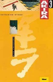 Akira t.3 ; les chasseurs - Intérieur - Format classique