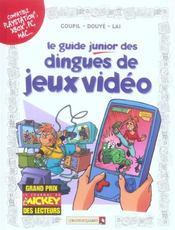 Le guide junior des dingues de jeux vide - Intérieur - Format classique