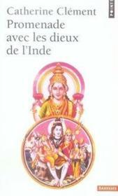 Promenade avec les dieux de l'inde - Couverture - Format classique