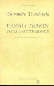 Vassili Terkin Dans L'Autre Monde - Couverture - Format classique