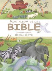 Mon album de la Bible - Couverture - Format classique