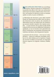 Poutres t.2 - 4ème de couverture - Format classique