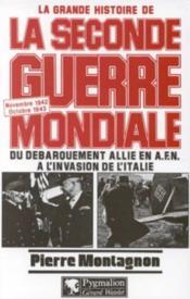 Gde His 2e Guer Mondiale T5 - Couverture - Format classique