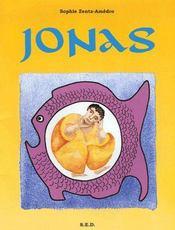 Jonas, Un Conte Theologique Et Humoristique - Livre De L'Enfant - Couverture - Format classique