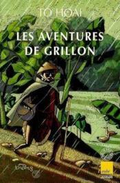 Les Aventures De Grillon - Couverture - Format classique