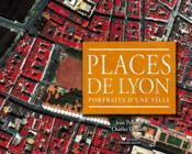 Places de Lyon - Couverture - Format classique