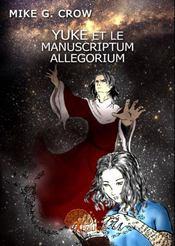 Yuke et le manuscriptum allegorium - Couverture - Format classique