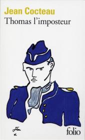 Thomas l'imposteur - Couverture - Format classique