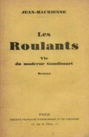 Les Roulants. Vie du moderne Gaudissart - Couverture - Format classique