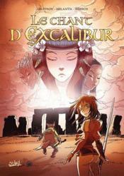 Le chant d'Excalibur ; coffret t.4 à t.6 - Couverture - Format classique
