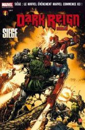 Marvel Heroes - Siege N.1 - Couverture - Format classique