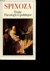 Oeuvres t.2 ; traité théologico-politique - Couverture - Format classique