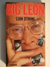 Big Leon - Couverture - Format classique