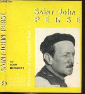 Saint-John Perse - Collection Poetes D'Aujourd'Hui N°35 - Couverture - Format classique