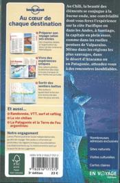 Chili et île de Pâques (5e édition) - Couverture - Format classique