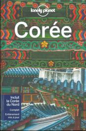 Corée (5e édition) - Couverture - Format classique