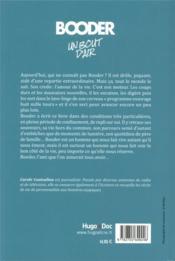 Un bout d'air ; autobiographie - 4ème de couverture - Format classique