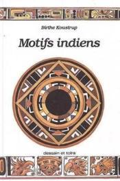 Motifs Indiens - Couverture - Format classique