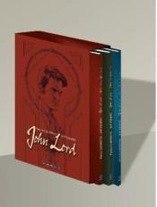 John Lord ; coffret t.1 à t.3 - Couverture - Format classique