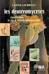 Les deutéromycètes - Couverture - Format classique