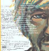 Renaud par titouan (chronique illustree d'un enregistrement (br - 4ème de couverture - Format classique