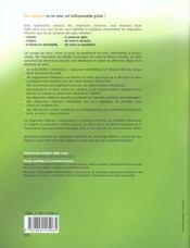 Applications cliniques des diagnostics infirmiers ; l'adulte, l'enfant, la femme en périnatalité, la personne âgée, soins à domicile et en psychiatrie - 4ème de couverture - Format classique