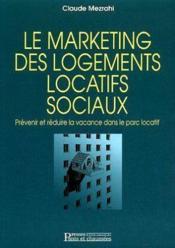 Marketing logements locatifs sociaux - Couverture - Format classique