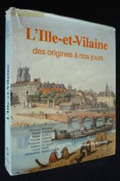 Ille Et Vilaine Origines - Couverture - Format classique