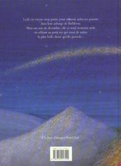 La venue du petit jesus - 4ème de couverture - Format classique