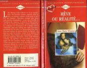 Reve Ou Realite... - Carolina On My Mind - Couverture - Format classique