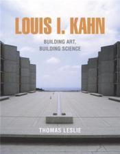 Louis I. Kahn Building Art (Paperback) /Anglais - Couverture - Format classique