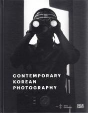 Contemporart korean photography - Couverture - Format classique