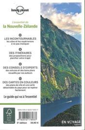 Nouvelle-Zélande (5e édition) - Couverture - Format classique